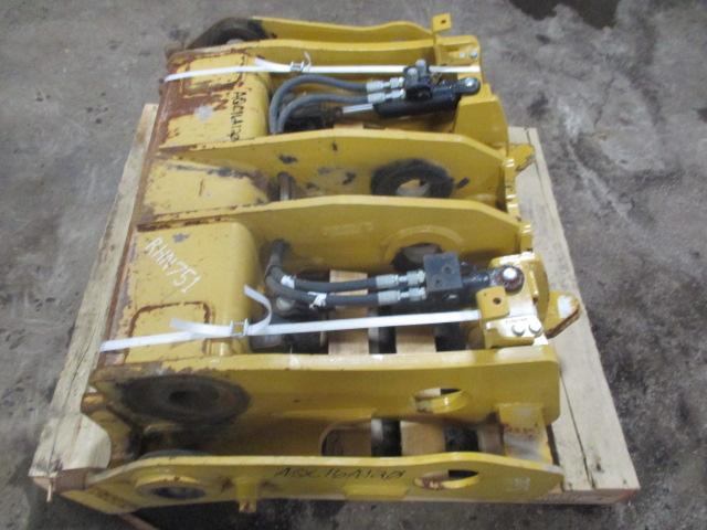 Caterpillar Cat 930k Fusion Coupler Quick 924k 926m 930k