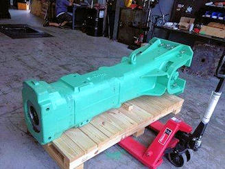 Attachments For Construction Equipment Used Excavator